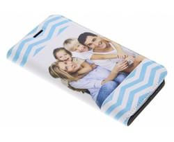 Ontwerp uw eigen Galaxy Xcover 4 booktype hoes (bedrukt)