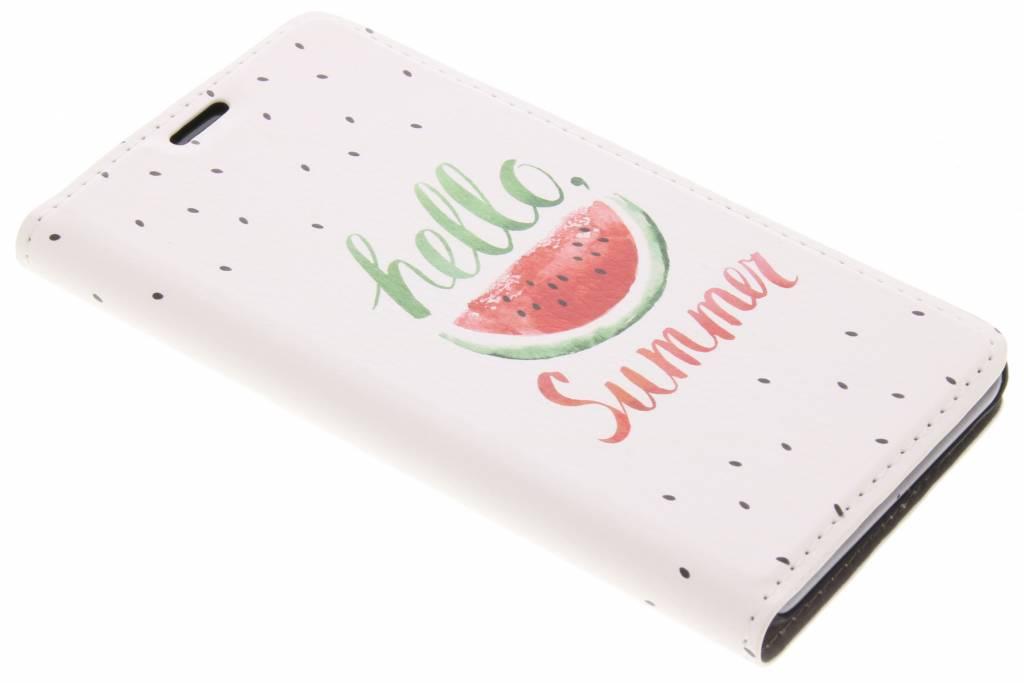 Watermeloen Design Booklet voor de Lenovo K6