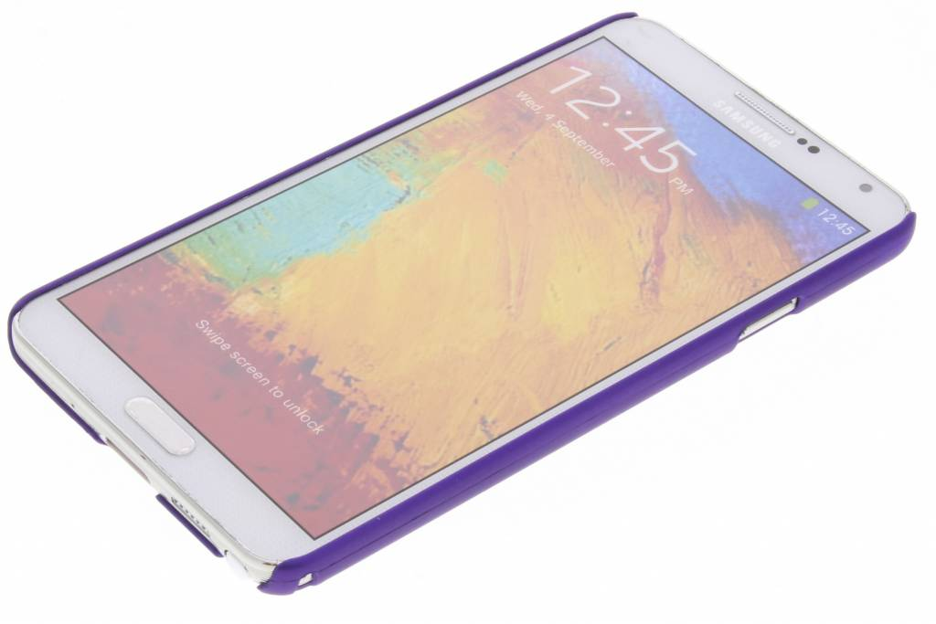 Violet Clair Couverture Étui Rigide Pour Samsung Galaxy J6 oKj3wT