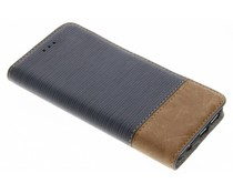 Denim look booktype hoes Samsung Galaxy S6 Edge
