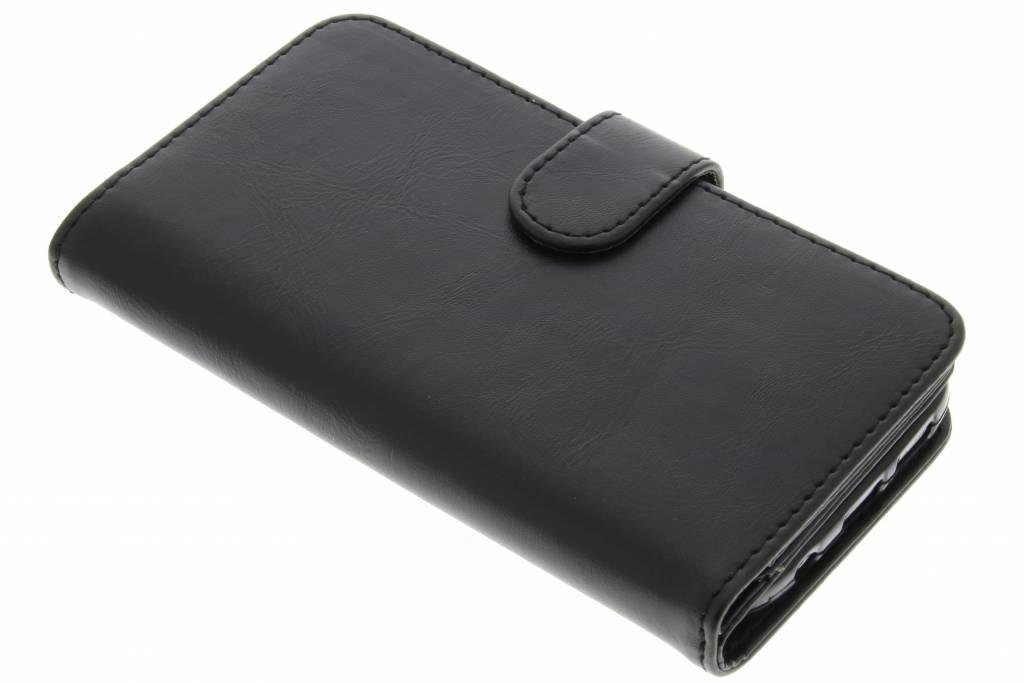 Zwarte 14-vaks wallet case voor de Samsung Galaxy S7