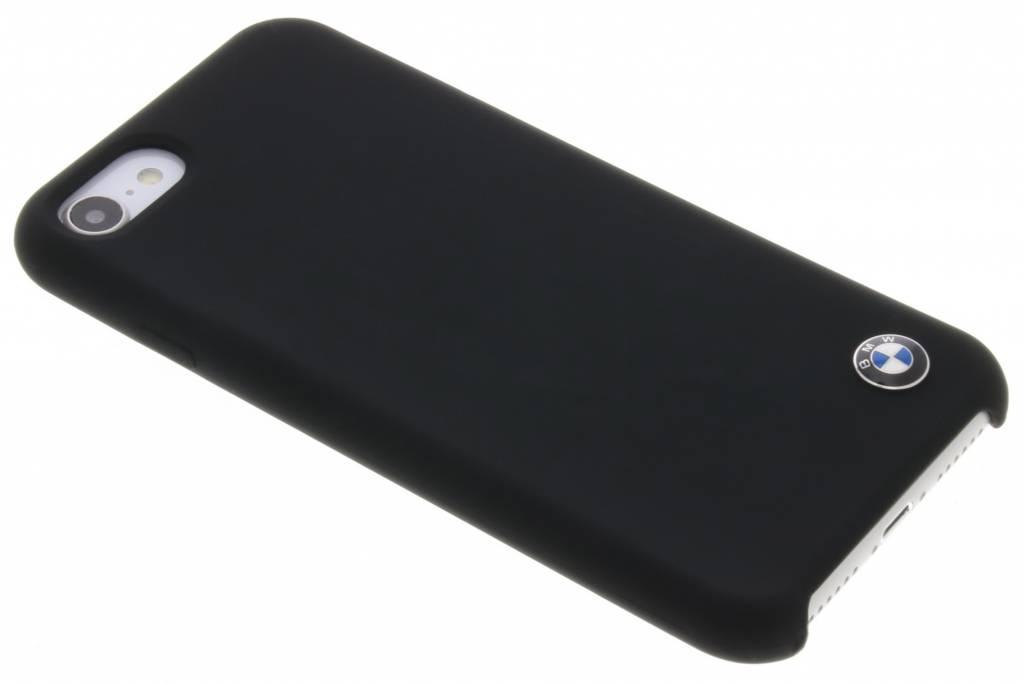 BMW Zwarte Silicone Hard Case voor de iPhone 8 / 7 / 6s / 6