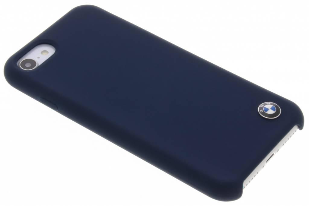 BMW Blauwe Silicone Hard Case voor de iPhone 8 / 7 / 6s / 6