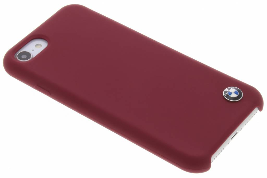 BMW Rode Silicone Hard Case voor de iPhone 8 / 7 / 6s / 6