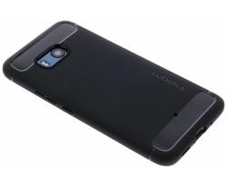 Spigen Zwart Rugged Armor Case HTC U11