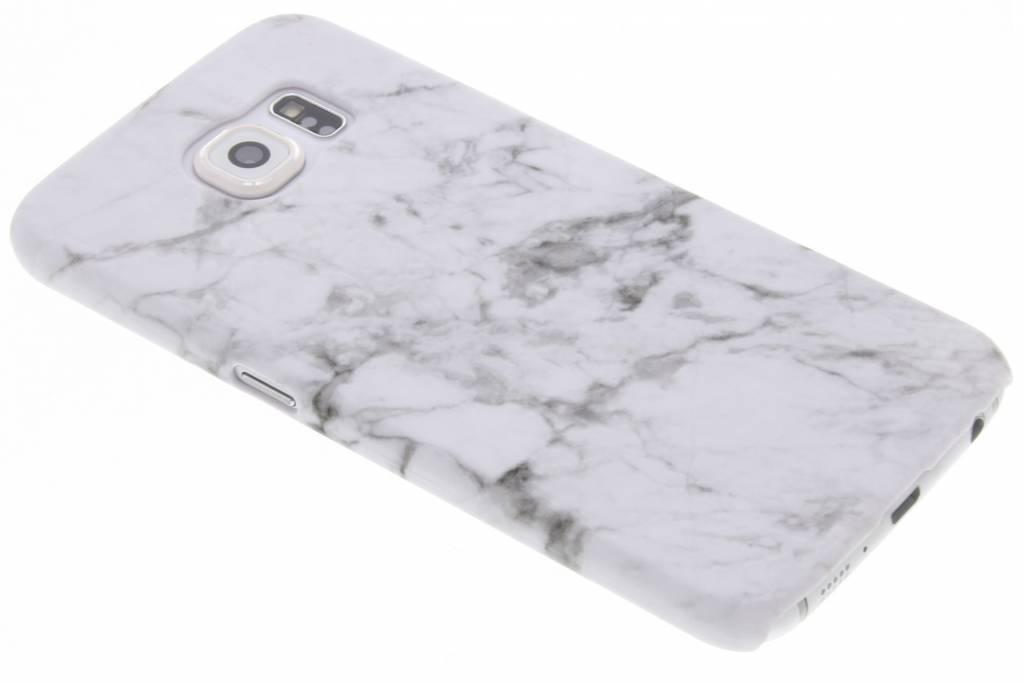 Marmer look hardcase hoesje voor de Samsung Galaxy S6