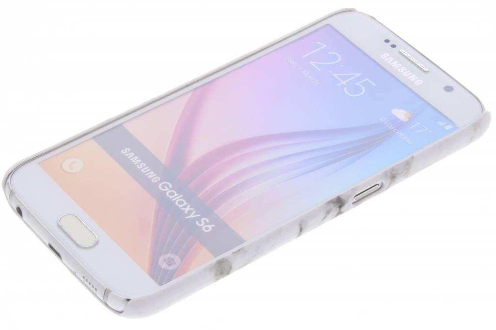 Regarder Marbre Couverture Étui Rigide Pour Samsung Galaxy S6 7CGZlU5