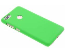 Groen effen hardcase hoesje Huawei Y6 Pro (2017)