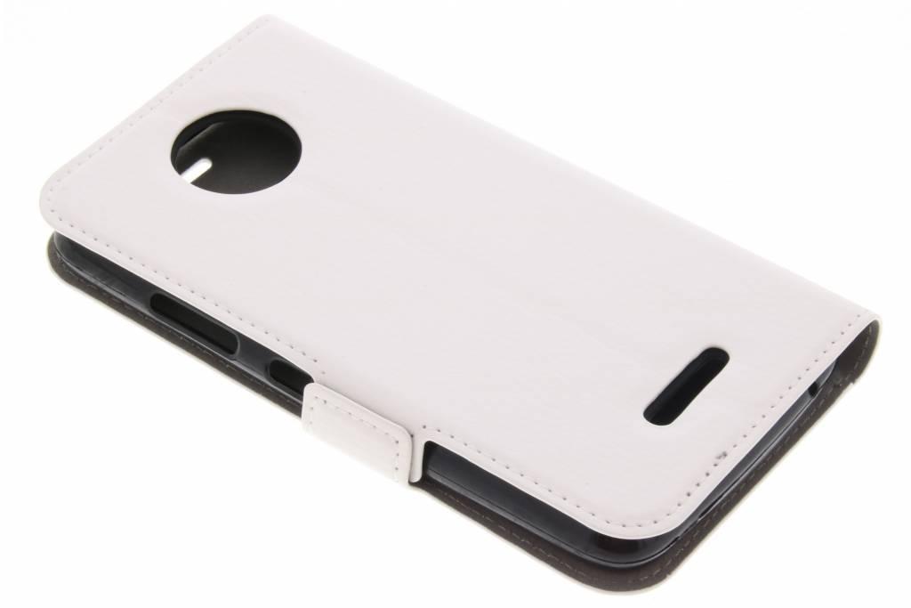Simple Livret Blanc Pour Motorola Moto G5 b3RRQQ