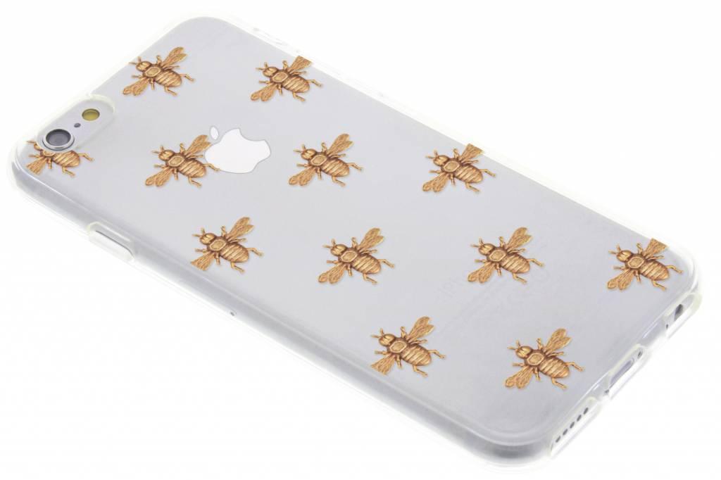 Bijen design TPU hoesje voor de iPhone 6 / 6s