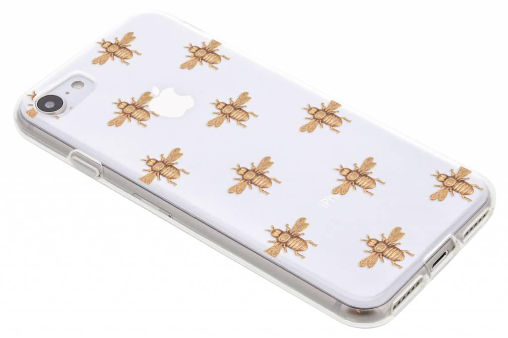 Bijen design TPU hoesje voor de iPhone 8 / 7