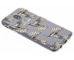 Kolibrie design TPU hoesje Samsung Galaxy J5 (2017)