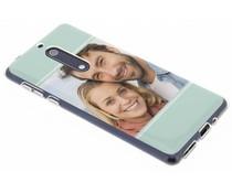 Ontwerp uw eigen Nokia 5 gel hoesje (bedrukt)