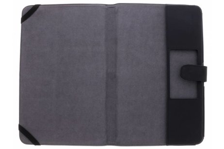 Cuir Noir Couverture Intelligente Pour L'air Macbook 11,6 Pouces