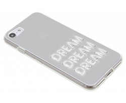 Dream design siliconen hoesje iPhone 8 / 7