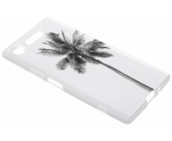 Design TPU hoesje Sony Xperia XZ1