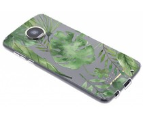 Design TPU hoesje Motorola Moto Z2 Play