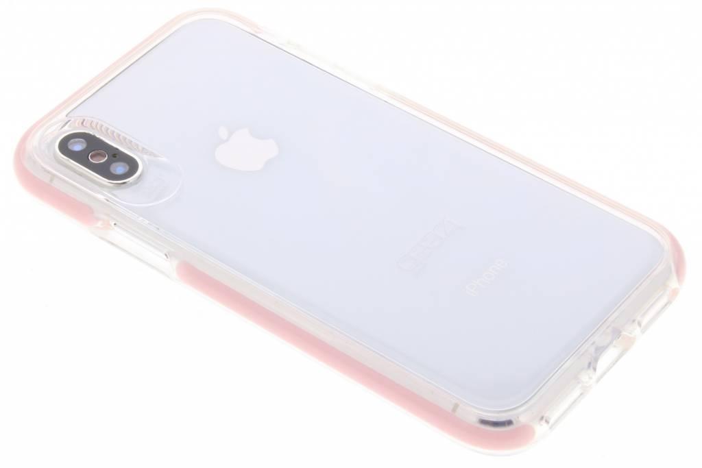 Gear4 Rosé Gouden D3O Piccadilly Case voor de iPhone Xs / X