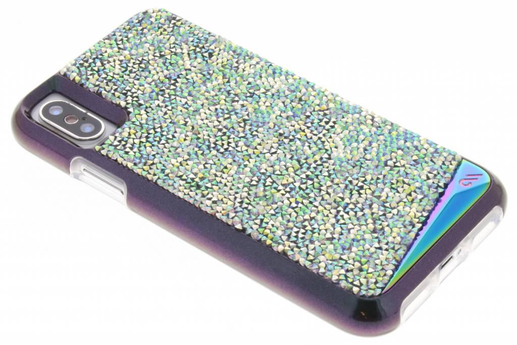 Case-Mate Iridescent Brilliance Tough voor de iPhone Xs / X
