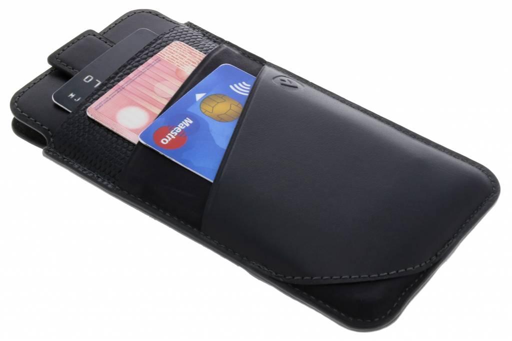 Zwarte Pocket Supreme voor de iPhone 8 Plus / 7 Plus / 6(s) Plus