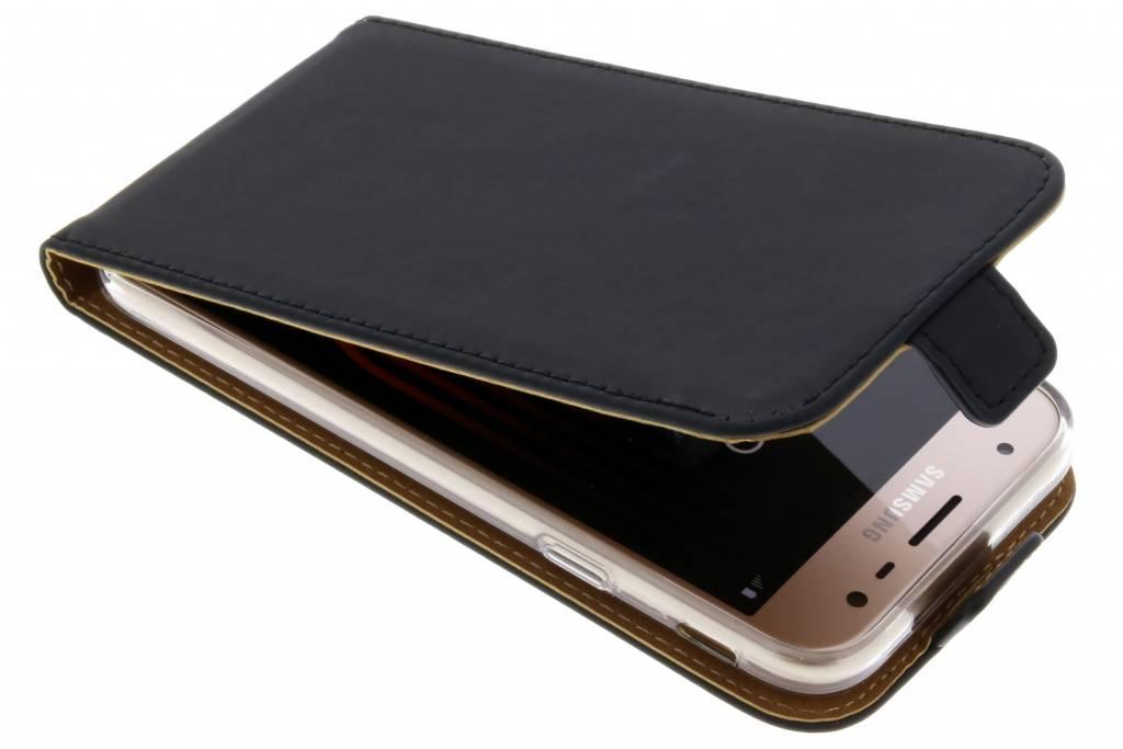 Cas Flip Gris De Luxe Tpu Pour Samsung Galaxy J3 (2017) Qwcce