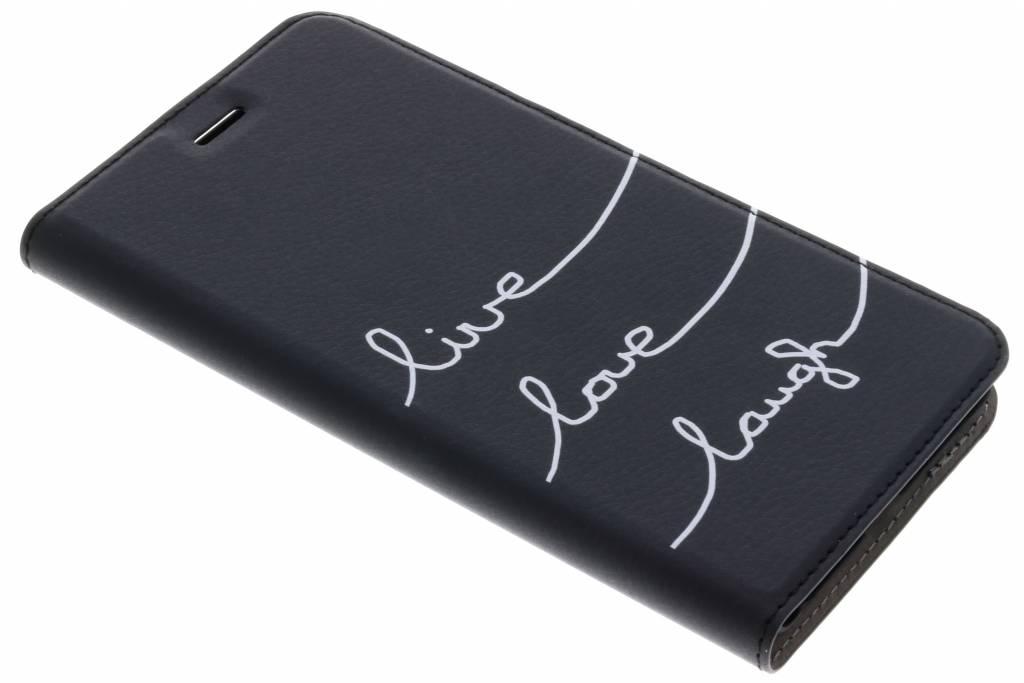 Quote Design Booklet voor de Asus Zenfone 3 Zoom / Zoom S
