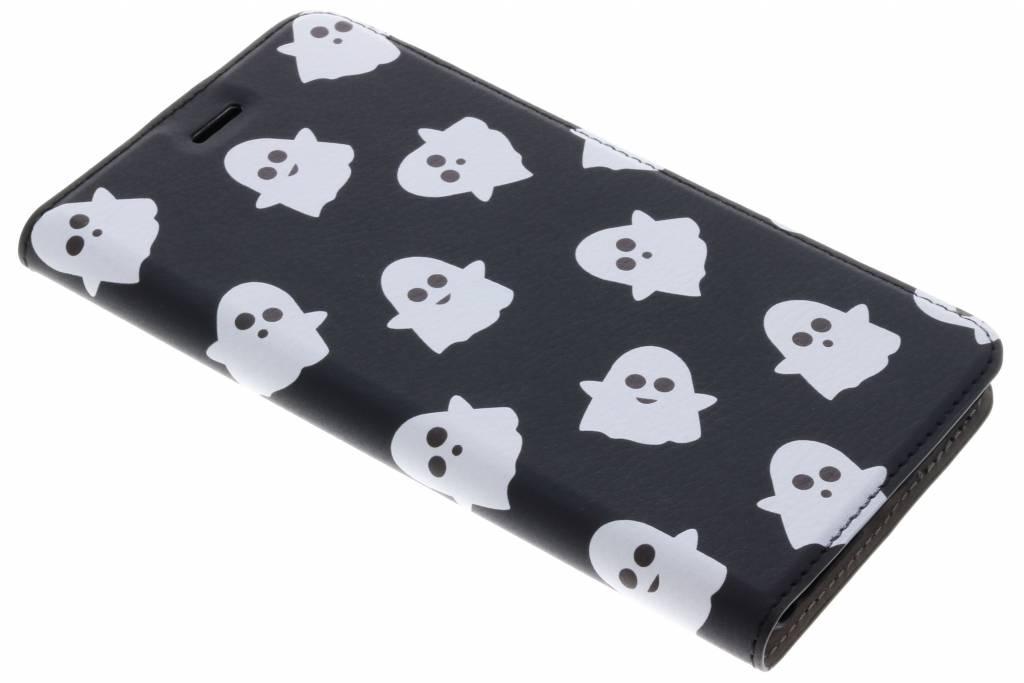 Spookjes Design Booklet voor de Asus Zenfone 3 Zoom / Zoom S