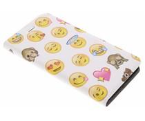Emoji Design Booklet Asus Zenfone 3 Zoom / Zoom S