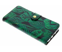 Fabienne Chapot Monstera Leafs Booklet Samsung Galaxy S8
