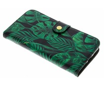 Fabienne Chapot Monstera Leafs Booklet iPhone X