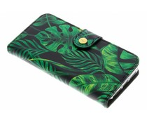 Fabienne Chapot Monstera Leafs Booklet iPhone 5 / 5s / SE