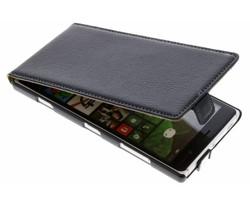 Hama Zwart Smartcase Nokia Lumia 830