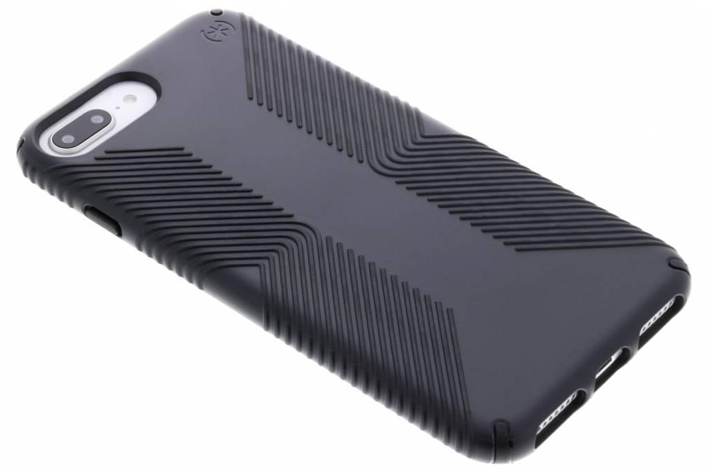 Zwarte Presidio Grip Case voor de iPhone 8 Plus / 7 Plus / 6(s) Plus