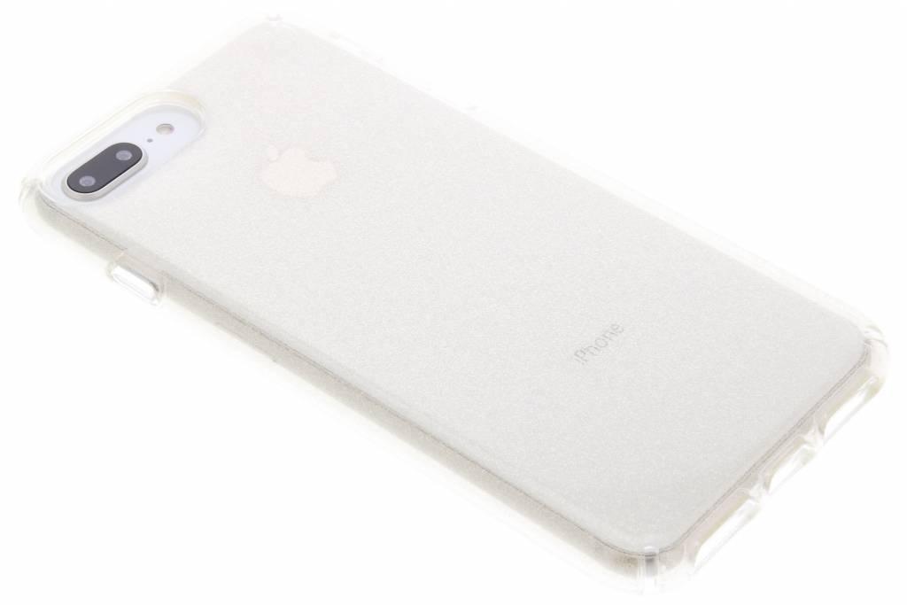 Gouden Presidio Clear + Glitter iPhone 8 Plus / 7 Plus / 6(s) Plus