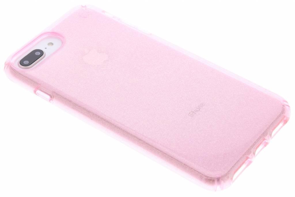 Roze Presidio Clear + Glitter iPhone 8 Plus / 7 Plus / 6(s) Plus