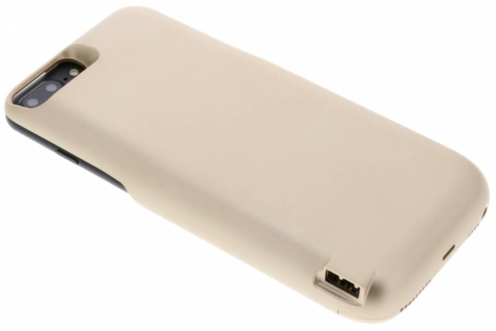 Power Case 8000 mAh voor de iPhone 7 Plus / 6s Plus / 6 Plus - Goud