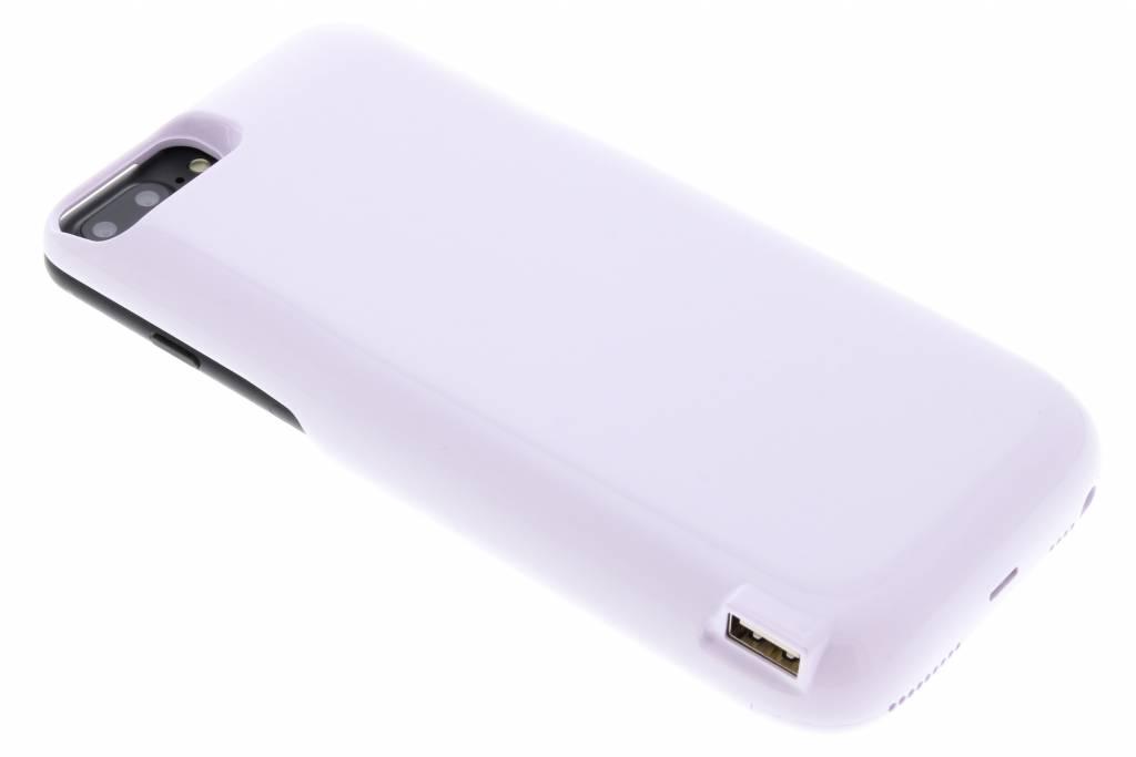 Power Case 8000 mAh voor de iPhone 7 Plus / 6s Plus / 6 Plus - Wit