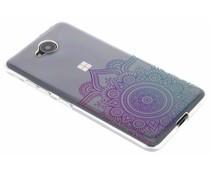 Mandala design TPU hoesje Microsoft Lumia 650
