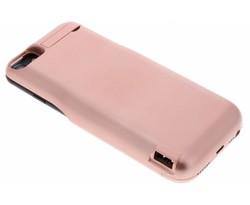 Power Case 5500 mAh iPhone 8 / 7 / 6s / 6 - Roze