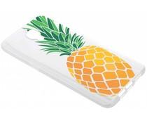 Transparant fruit design TPU hoesje OnePlus 3 / 3T