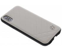 Mercedes-Benz Taupe Pattern II Hard Case iPhone X