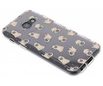 Pug Love TPU hoesje Samsung Galaxy A3 (2017)