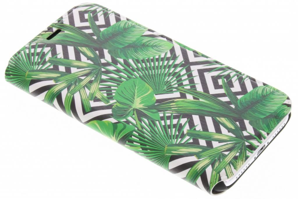 Palm Design Booklet voor de iPhone Xs / X