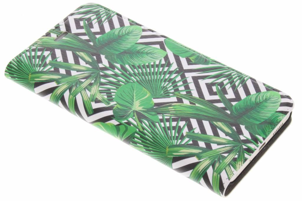 Palm Design Booklet voor de Huawei P10 Lite