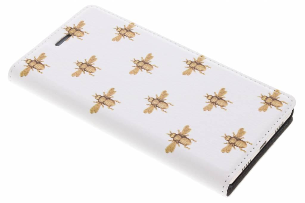 Bijen Design Booklet voor de Huawei P8 Lite