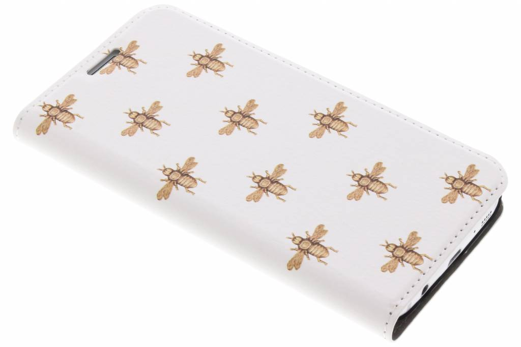 Bijen Design Booklet voor de Samsung Galaxy S7