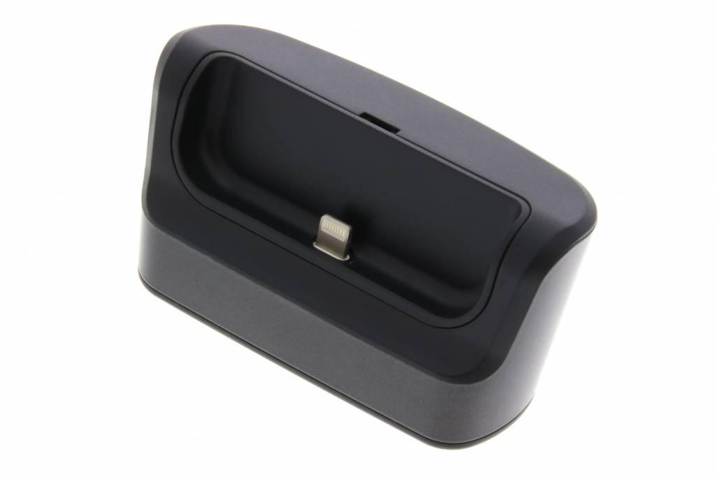 Desktop oplaadstation voor de iPhone 6 / 6s - Zwart