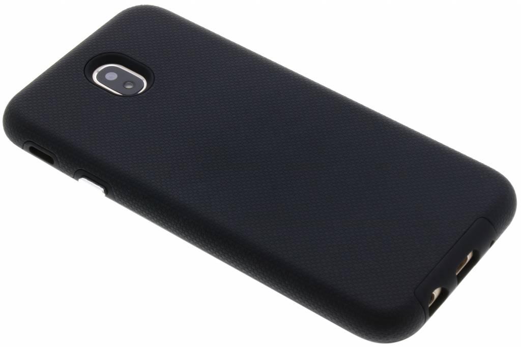 Accezz Zwarte Xtreme Cover voor de Samsung Galaxy J7 (2017)