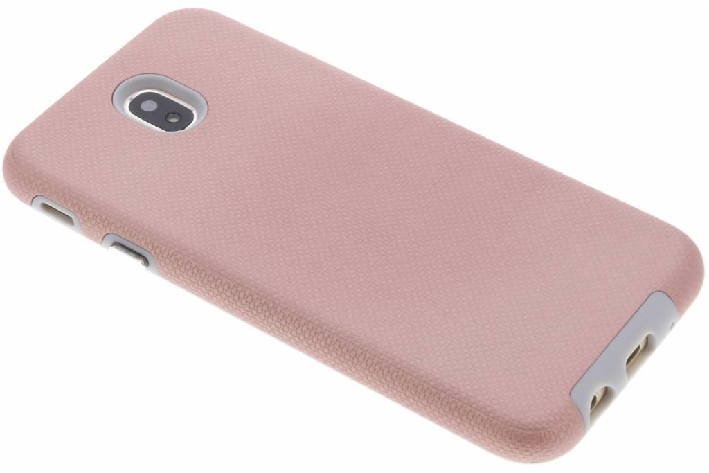 Accezz Roze Xtreme Cover voor de Samsung Galaxy J7 (2017)