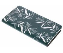 Botanic Bloem Design Booklet Nokia 3
